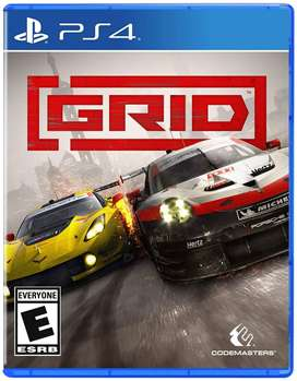 game ps 4 GRID new 2019