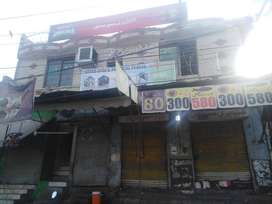 5 Marla Double Story Commercial Property For Sale on Main Academy Road
