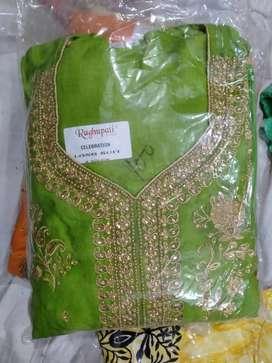 Ladies suit materials in bulk quantity only