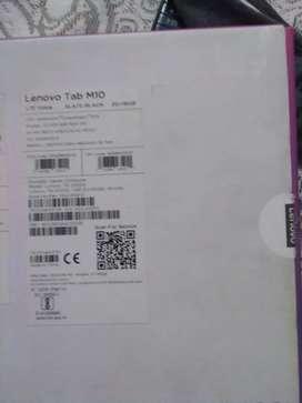 I have a best tablet lenovo tab M10