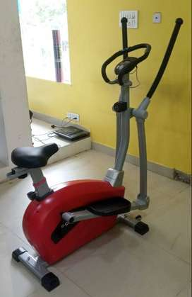 New Elliptical Cross Trainer Galaxy With Best Offer