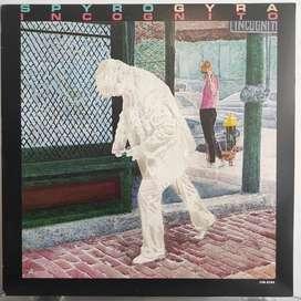 Spyro Gyra – Incognito / LP Vinyl / Jazz / Piringan Hitam / MCA JP