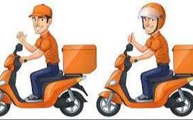 Delivery job @ ur location