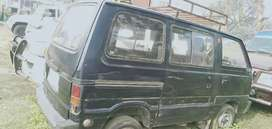 Maruti Omni good condition.