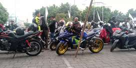 Byson modifikasi full ninja 250