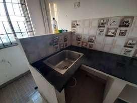 No brokerage - 2bhk flat for rent in Semmencheri