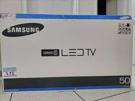 LED TV Original Samsung Size 50 Series 5 5I00 made by Egypt not china