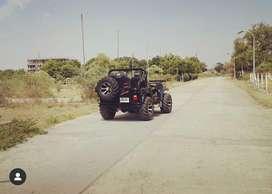 Jeep modifyed