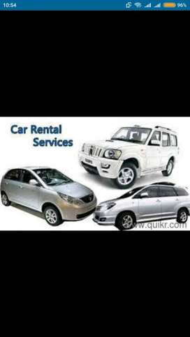 All types of tourists cars and taxis ac/non ac