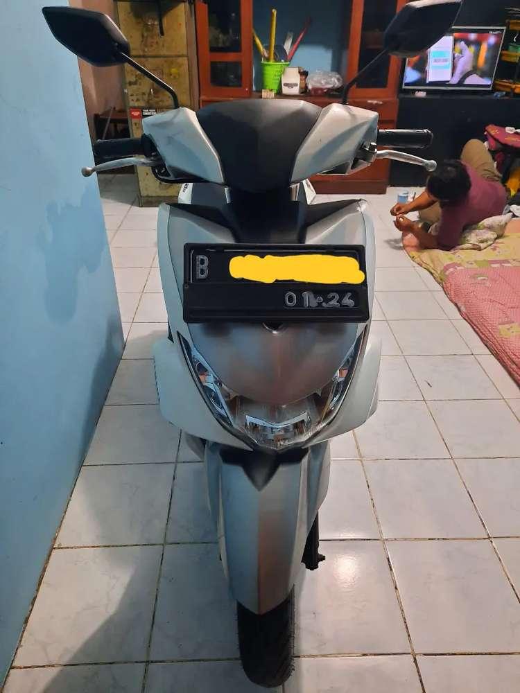 Yamaha freego tahun 2019