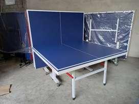 Meja pingpong tenis meja lipat kaki besar bisa cod