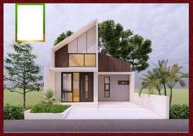 Rumah *ALESHA* Baru 1 LT Murah di Cibinong Gunung Sindur Bogor SYARIAH