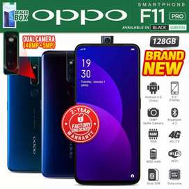 1day old Oppo f11pro