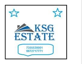 8 Marla Single Story Kothi For Sale in Sector 78 Mohali.