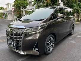 Toyota Alphard G ATPM 2018 KM 29rb Antik! Like New