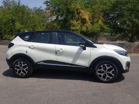 Renault Captur Platine Dual Tone Petrol, 2018, Petrol
