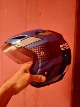 Jual cepat saja helm half face ukuran all size