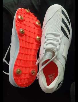 Adidas spike shoes size 10/11