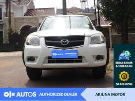 [OLX Autos] Mazda BT-50 2011 4x4 2.5 M/T Diesel Putih #Arjuna Motor