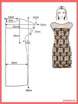Jasa Pattern Maker ( Pembuat Pola ) Bandung