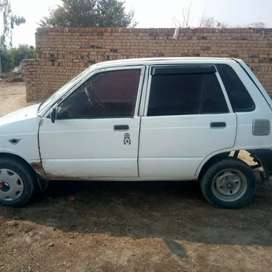 Mehran 1992 in Good Runing Condition