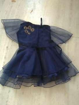 Girls party wear dresses