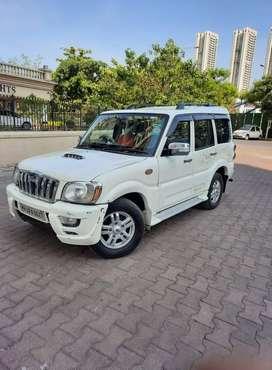 Mahindra Scorpio 2002-2013 VLX, 2012, Diesel