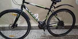 Erose bycycle