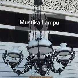Lampu Gantung Antik Kalsik Ovj Gratis Ongkir Jakarta