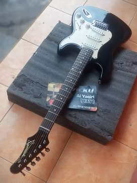 Gitar Samick Original Korea Strato Model