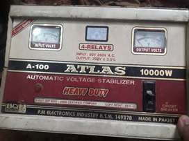 Automatic Voltage Stabilzer A 100