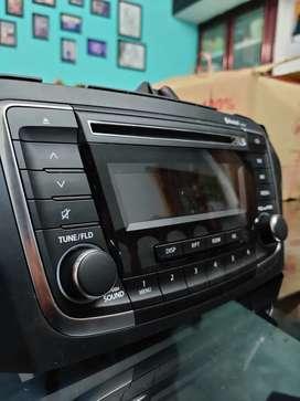 Ciaz car audio system Orginal company System