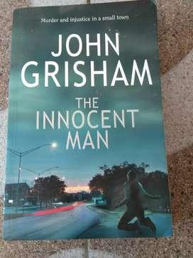 NOVEL JOHN GRISHAM THE INNOCENT MAN