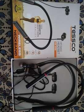 Tessco wireless mobile Headset
