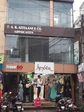 1st floor,1200 sqft commercial space at Khade Bazar