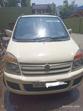 Maruti Suzuki Wagon R 2007 CNG & Hybrids Good Condition