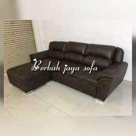 sofa selonjor slicon oscar
