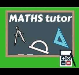 If u need MATHS and SCIENCE home TUTOR, contact me