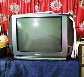 Sharp Tv (CRT Television) 21 inch