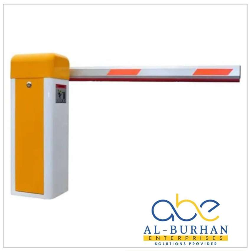 Automatic Parking Boom Barrier Bumper (Fresh Stock)) 0
