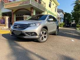 Honda Crv 2013 2.4 CC
