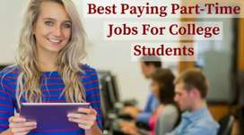 Best paying part time job for students