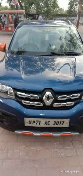 Renault  Kwid top model climber is ready to sale at reasonable price