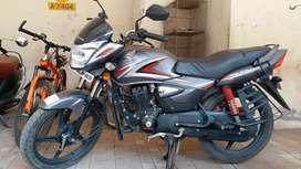 Honda CB shine 4500 km driven
