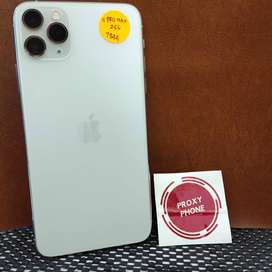 Iphone 11 Pro Max 256 GB Silver Normal! Rn