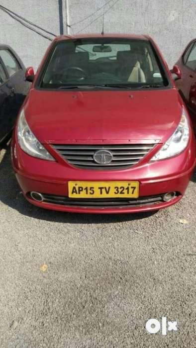 Tata Indica Vista Vx Quadrajet Bs Iv, 2013, Diesel 0