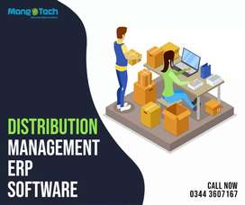 Distribition Management Software Web and Desktop based Pakistan