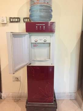 Water dispenser few months used