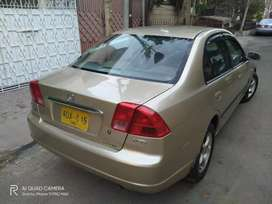 Honda civic VTi prosmatic  Mint condition exchange possible