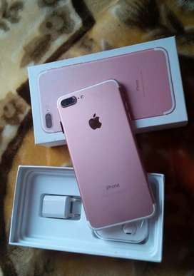 Apple I phone 7 plus is available with us (refurbished)